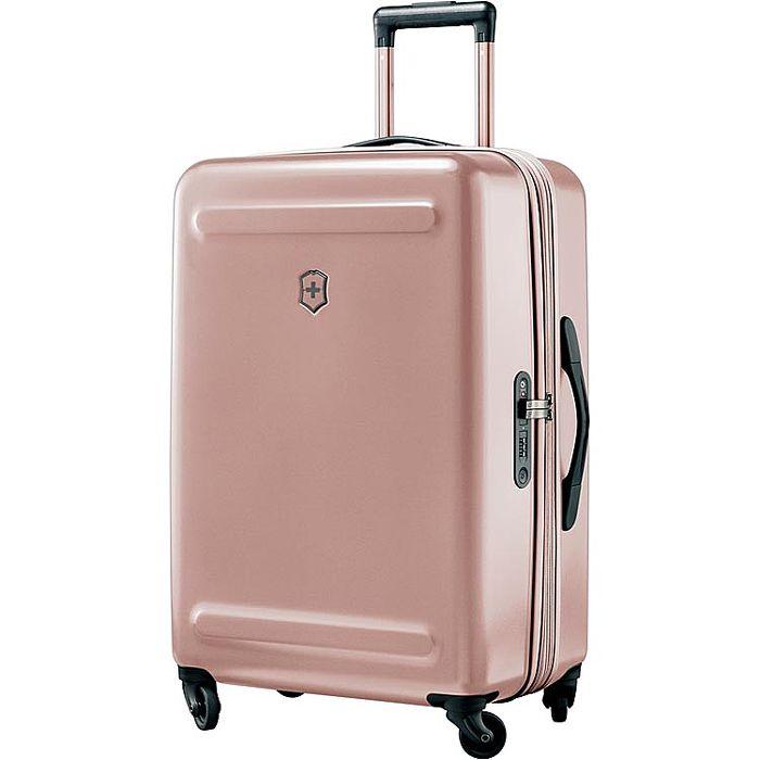 VICTORINOX 瑞士維氏Etherius 輕量可擴充26吋硬殼行李箱-三色任選
