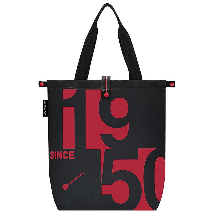MONDAINE瑞士國鐵摺疊肩背包-1950-美妝‧保養‧香氛‧精品-myfone購物