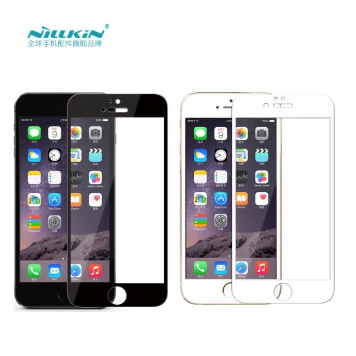 【NILLKIN】APPLE IPHONE 6 (4.7) Amazing CP+ 滿版 防爆鋼化玻璃貼 全屏覆蓋 2.5D弧面邊緣 AGC玻璃(含鏡頭貼)