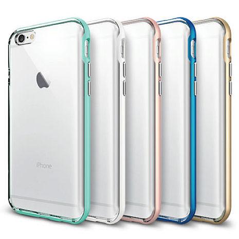 【SGP/Spigen】iPhone 6s /6 Neo Hybrid EX 強化邊框保護殼