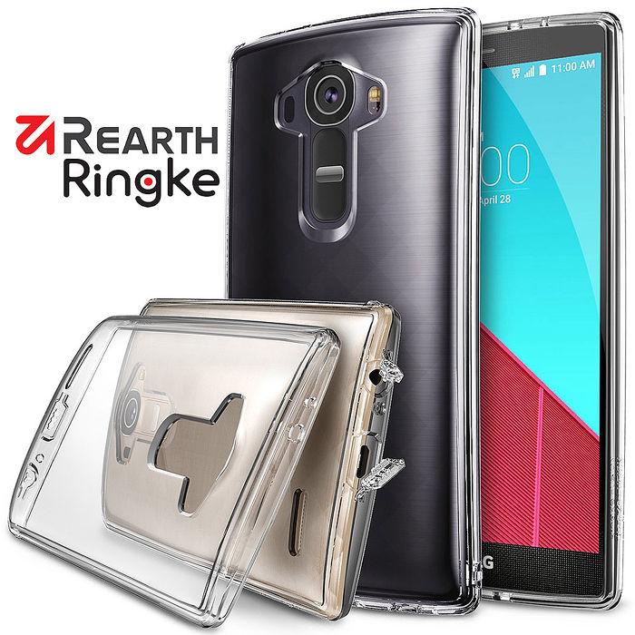 【Rearth Ringke】LG G4 Fusion 透明背蓋手機保護殼