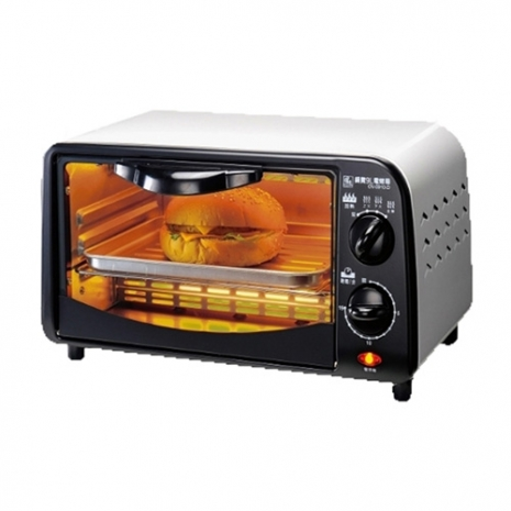 鍋寶 歐風電烤箱 9L OV-0910-D
