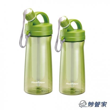 妙管家 冰棍太空瓶組合450ml+800ml HKT-1335 HKT-1337