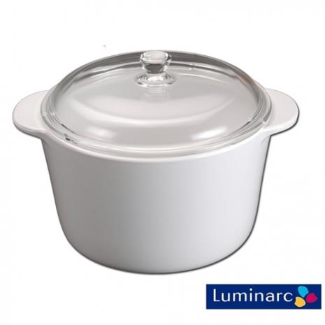 Luminarc 樂美雅3.25公升耐熱鍋 ARC-30