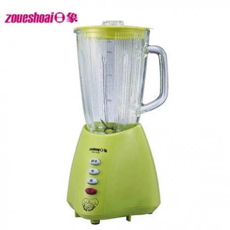 日象 沁捷碎冰果汁機(玻璃杯)1.8L ZOB-9520