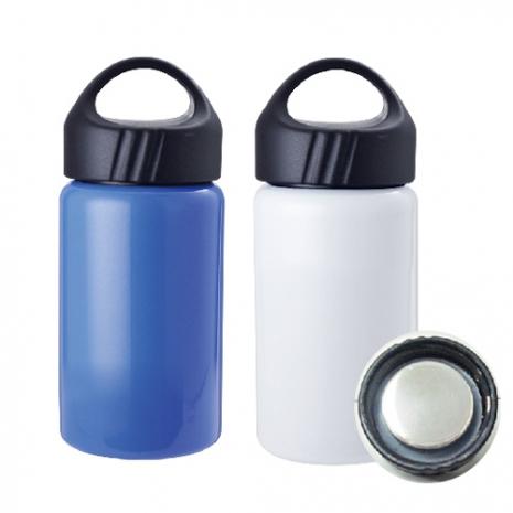 【Dashiang】304不鏽鋼真水律漾瓶380ml DS-C18-380藍
