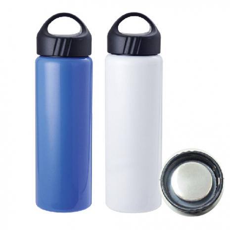 【Dashiang】304不鏽鋼真水律漾瓶660ml DS-C18-660藍