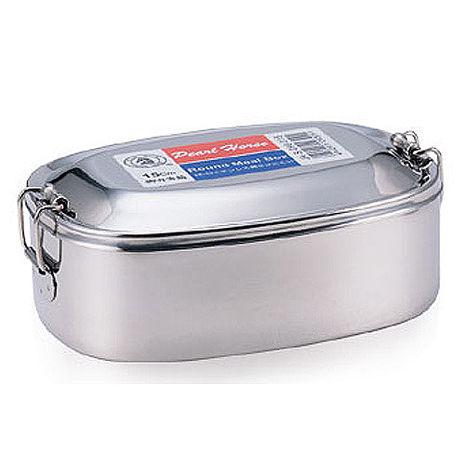 【寶馬】不鏽鋼便當盒 JA-S096-016