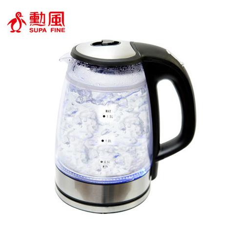 【勳風】LED雙層快煮壺 HF-3018