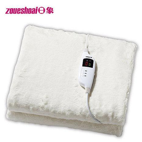 【日象】柔芯微電腦溫控雙人電熱毯 ZOG-2230C