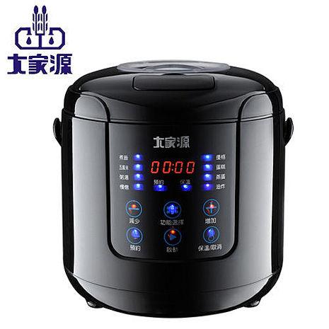 【大家源】五人份多功能觸控電子鍋 TCY-3605