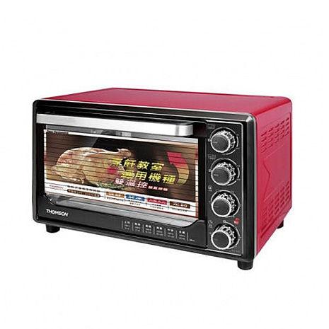 【法國THOMSON】雙溫控旋風烤箱 30L SA-T02-家電.影音-myfone購物