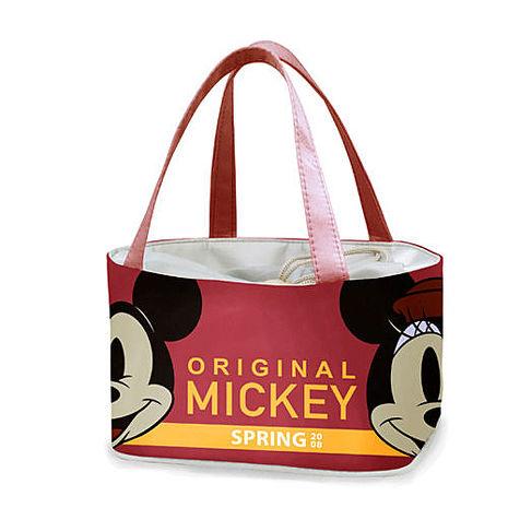 【迪士尼】米奇米妮保溫袋 CL-0057