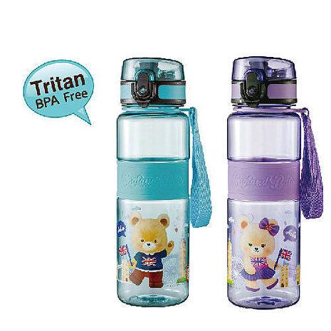 英國貝爾熊健康瓶39217藍39218紫藍色