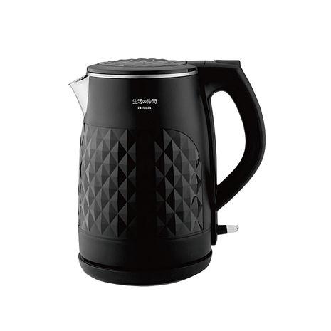 福利品 AIWA雙層防燙304不鏽鋼快煮壺1.5 L DKS110118
