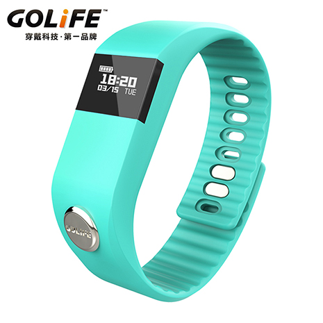 GOLiFE Care One 智慧健康手環-綠色★限時下殺↘原特價2490★-手機平板配件-myfone購物