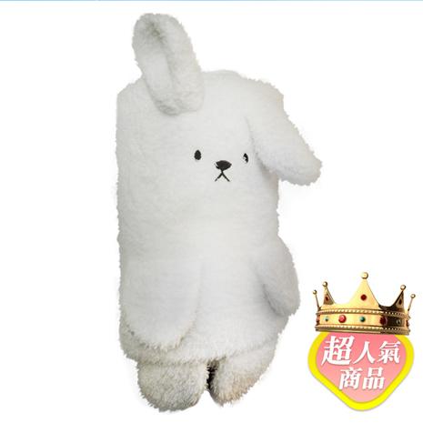 【Holism】卡哇伊 兔子寶寶毯-雪白