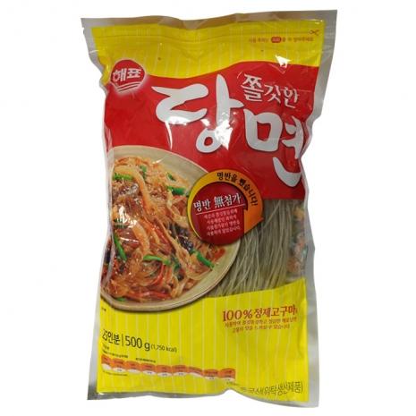 【韓璧食府】 韓式冬粉條