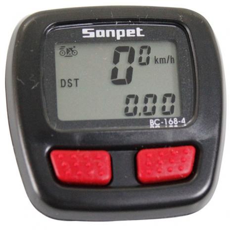 鐵馬行自行車防水型碼錶
