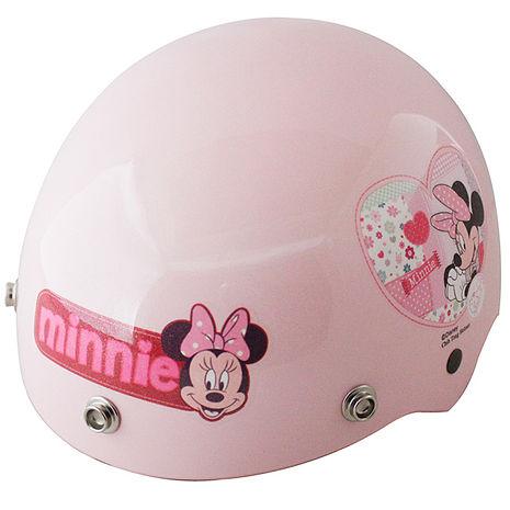 新一代小米妮幼兒專用安全帽-粉紅