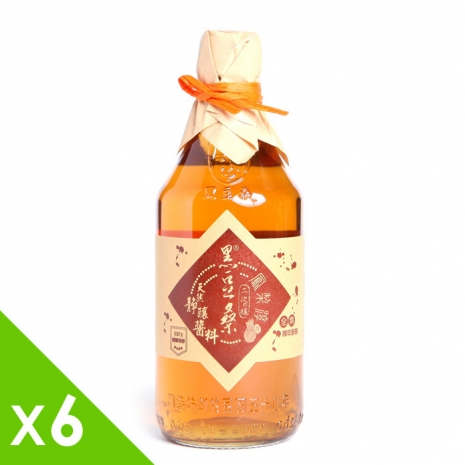 【黑豆桑】黑豆桑陳年靜釀鳳梨淳(x 6瓶)