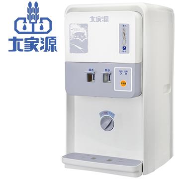 大家源 6.5L節能溫熱開飲機-阿里山特仕版TCY-5601