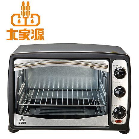 大家源福利品 19L全雞電烤箱TCY-3819
