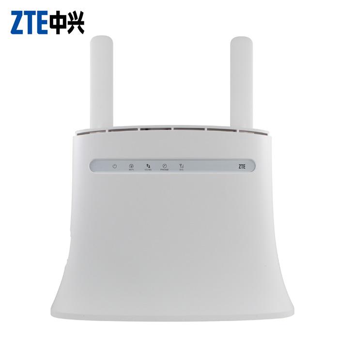 【拆封新品】【ZTE】MF283+ 多功能無線路由器(4G全頻)
