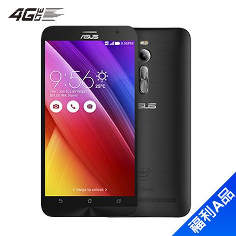 ASUS Zenfone2 ZE551ML_4G Ram_32G-(黑)【拆封福利品A級】