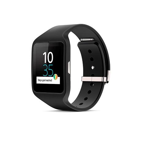 【SONY】SmartWatch 3 SWR50 防水智慧手錶-黑