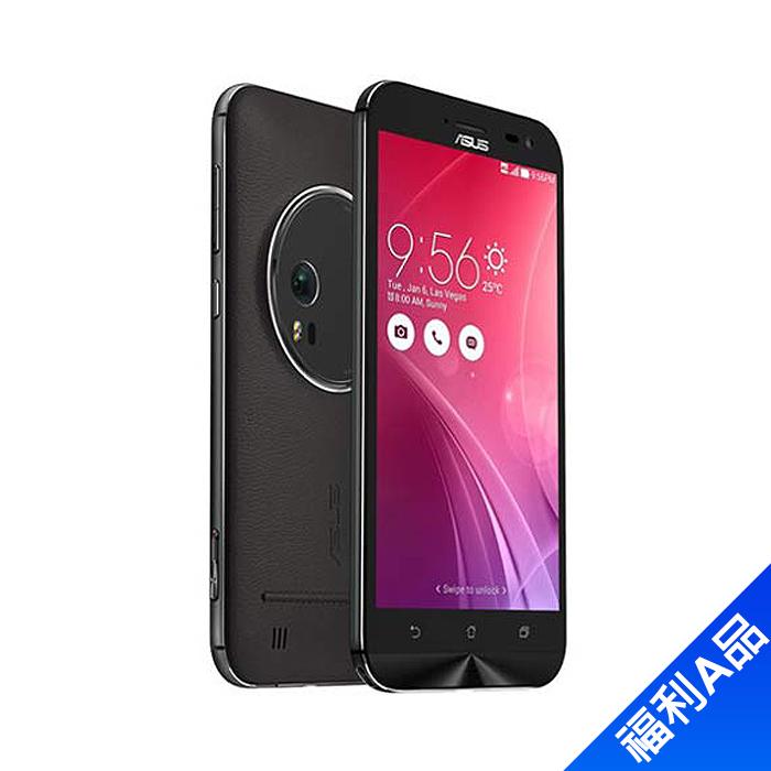 ASUS ZenFone Zoom 5.5 吋 FHD 4G LTE手機(ZX551ML4G/64G) - 黑色【拆封福利品A級】
