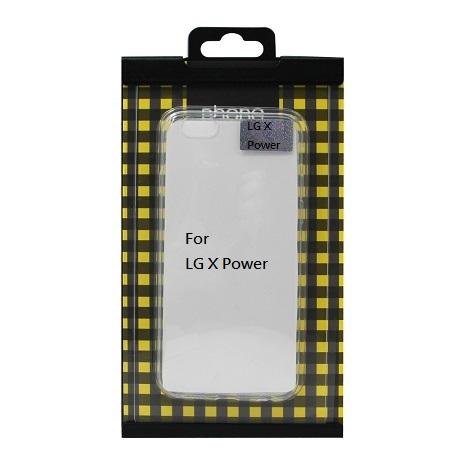 【Phone Talk】LG X Power超薄保護套-手機平板配件-myfone購物