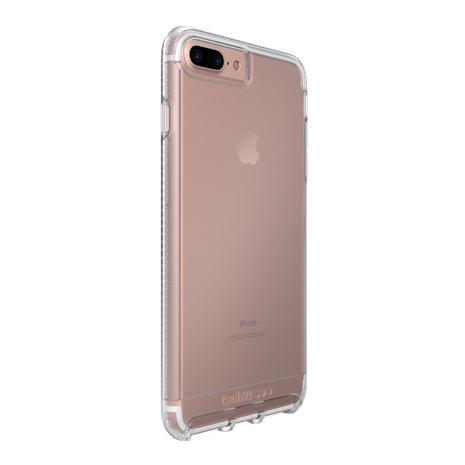 【tech 21】iPhone 7 Plus防撞硬式保護殼-透明