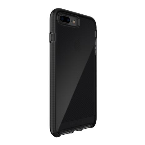 【tech 21】iPhone 7 Plus超衝擊防撞保護套-透黑