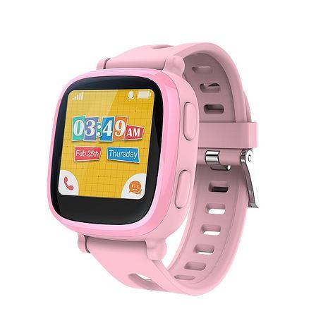 OMATE K3兒童安全手錶-(粉)(3G)_搶購-手機平板配件-myfone購物