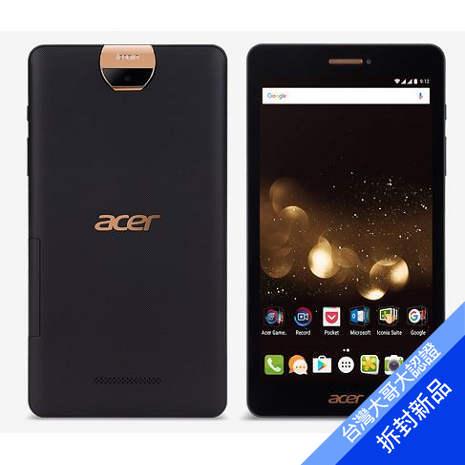 宏碁Acer Iconia Talk S 7吋四核LTE通話平板/手機(A1-734) 32G (黑)【拆封新品】(福利品)