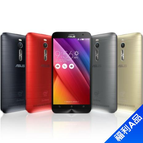 ASUS Zenfone 2 (ZE551ML)5.5吋雙卡LTE智慧手機(2G/32G) (灰)展示機【拆封福利品A級】(福利品)