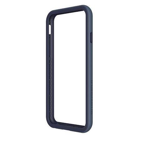iPhone 7犀牛盾防摔邊框-深藍