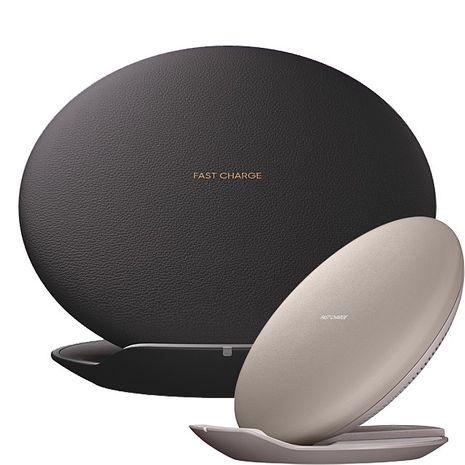 Samsung原廠折疊式無線閃充充電座-黑