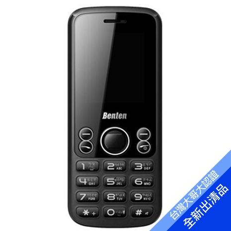 Benten W128 直立式手機 (黑) (3G)【全新出清品】