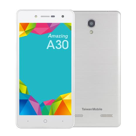 TWM Amazing A30(白)(4G)5吋國民智慧機