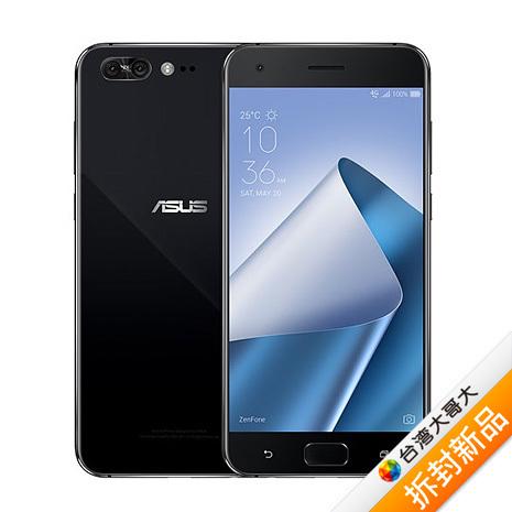 ASUS ZenFone4 Pro(ZS551KL)5.5吋雙主相機智慧機-6G/64G(黑)【拆封新品】(福利品)
