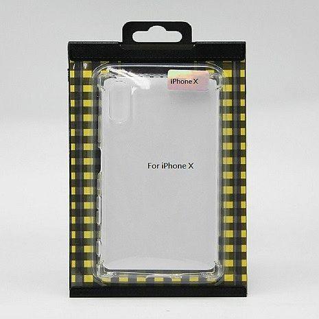 【Phone Talk】iPhone X 空壓氣墊保護套