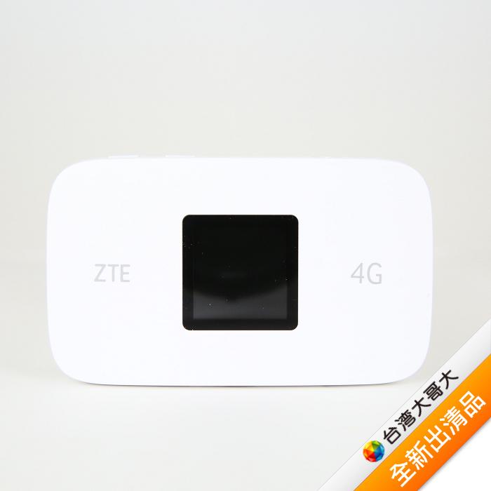 ZTE MF971V LTE無線網路分享器-白【全新出清品】