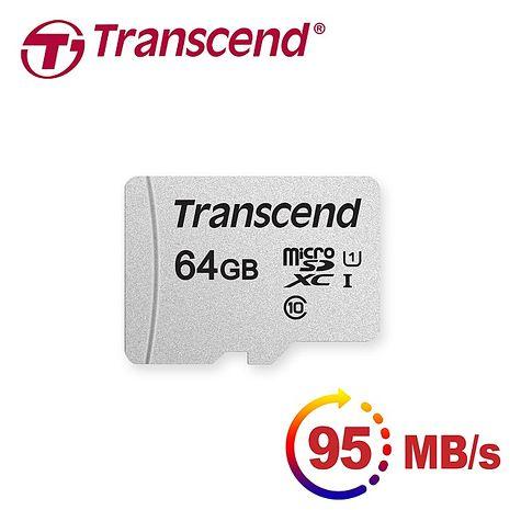 創見 microSD記憶卡U1-64G 記憶卡