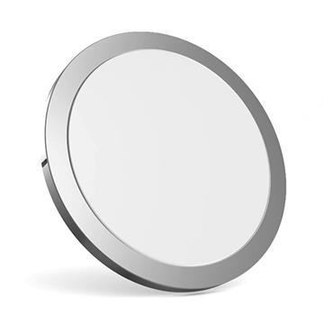 【快速出貨】$620 /件【5入組】ORIP鋅合金(10W)無線快充充電盤-白(多入賣場)