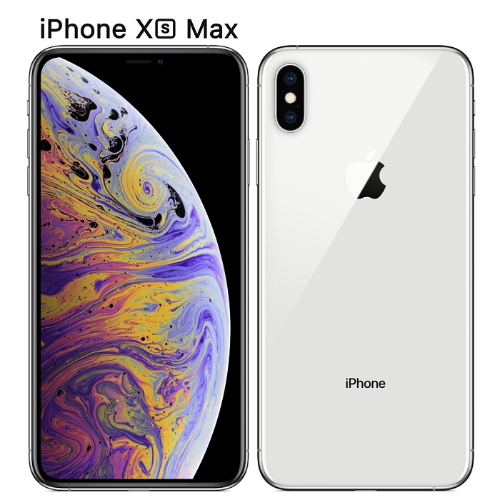 Apple iPhone XS Max 512G (銀)