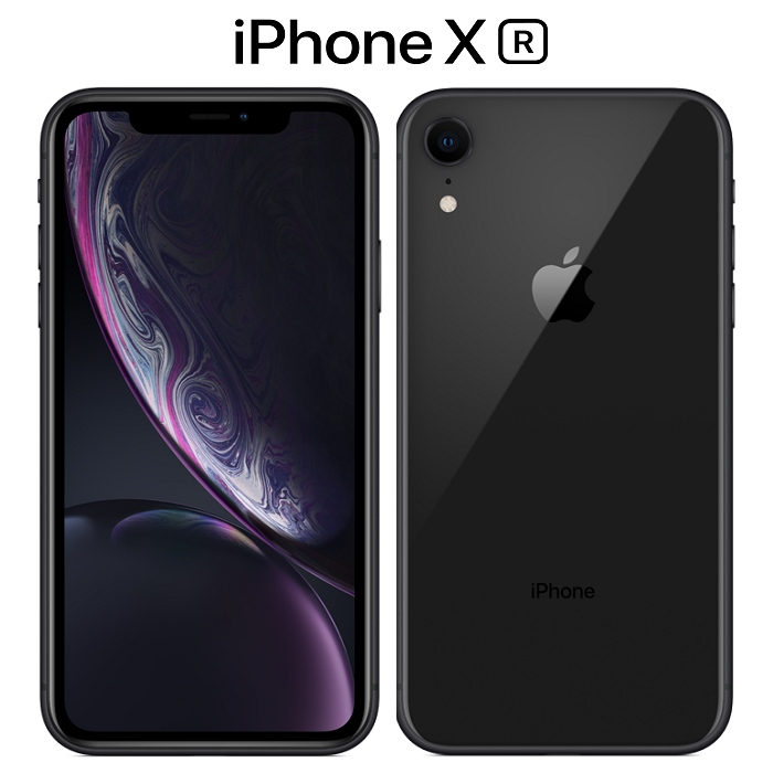 APPLE iPhone XR 64G (黑)