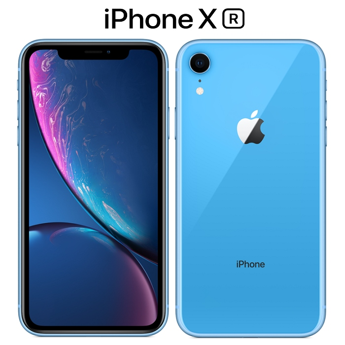 Apple iPhone XR 128G (藍)【現金價】