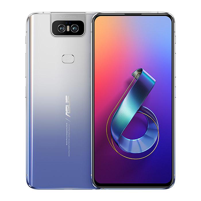 【殼套行電】ASUS ZenFone 6 ZS630KL 6G/128G(銀)(4G)